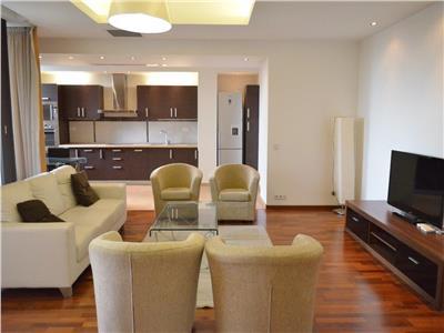 3 camere LUX Pipera, Liziera Residences, Centrala, Loc de Parcare!!!