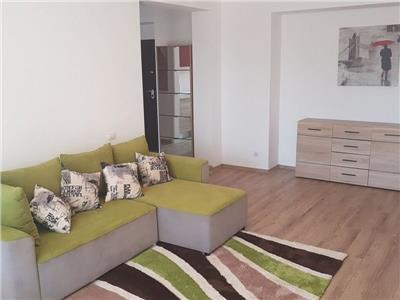 Apartament 2 camere Aviatiei-Metropolitan Residence-curte proprie 20mp