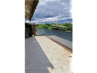 2 camere baneasa -privighetorilor-gradina zoologica  -terasa 20 mp