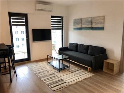 Apartament 2 camere, Bloc 2019, LUX , Titulescu-Banu Manta