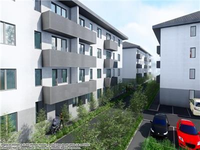 Apartament 2 camere cu gradina