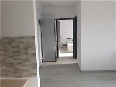 Apartament 2 camere cu parcare si curte proprie -mobilat totul nou