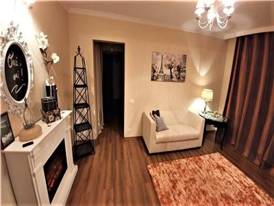 Apartament 2 camere de inchiriat Titan zona metrou Titan