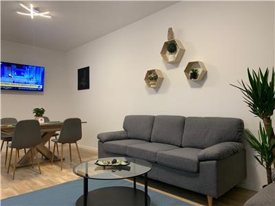 Apartament 2 camere de lux prima inchiriere MRS SMART Albert Ploiesti