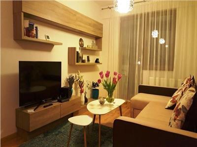 Apartament 2 camere decomandat cu gradina de 50 mp zona mihai bravu.