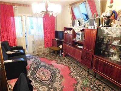 Apartament 2 camere decomandat etaj 3/8 - bloc 1981 - dristor