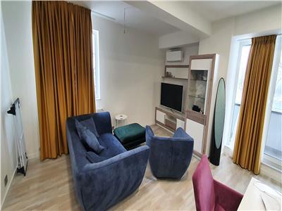 Apartament 2 camere, decomandat, etj.1, utilat, mobilat, constr.2020