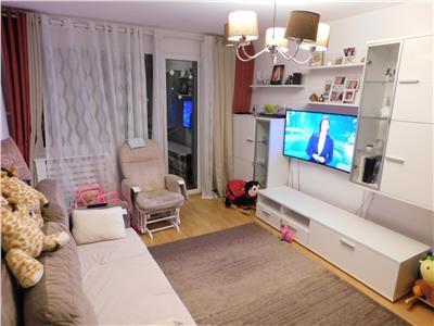 Apartament 2 camere decomandat -  Metrou Titan - Scoala 195