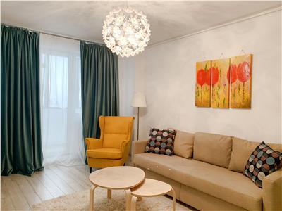 Apartament 2 camere, deosebit, prima inchiriere - Militari Residence