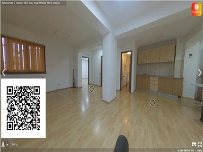 Apartament 2 camere(din 3), bloc nou, Mosilor-Obor metrou