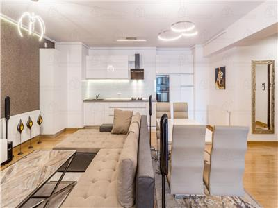 Apartament 2 camere Floreasca Complex Upground - Premium, vedere desch