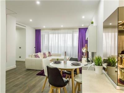 Apartament 2 camere herastrau cortina rezidence -loc parcare subteran