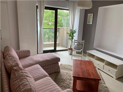 Apartament 2 camere in bloc nou - zona cismigiu
