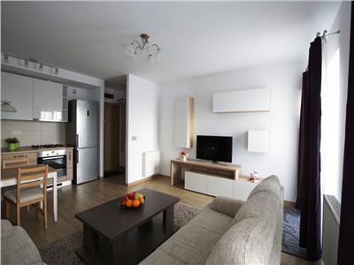 Apartament 2 camere, loc de parcare, superb, complex hercesa.
