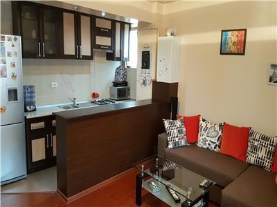 Apartament 2 camere LUX -metrou Dimitrie Leonida utilat si mobilat