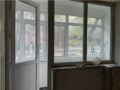 Apartament 2 camere parter, Marchian, vad comercial!