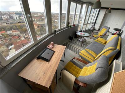 Apartament 2 camere metropolis residence 94 mp loc de parcare subteran