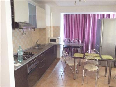 Apartament 2 camere piata alba iulia complet mobilat