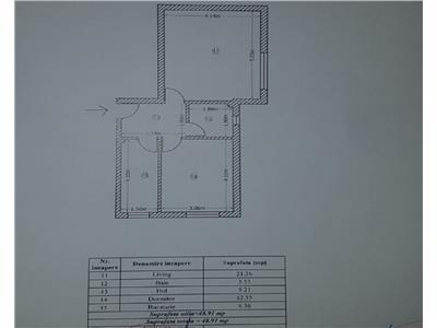 Apartament 2 camere - POSTALIONULUI