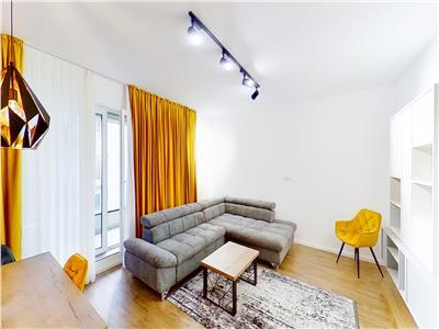 Apartament 2 camere, prima inchiriere - floreasca - laguna residence