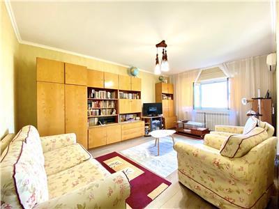 Apartament 2 camere, renovat 2019, ct, zona cantacuzino, ploiesti
