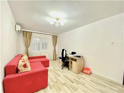 Apartament 2 camere, renovat, centrala termica, 9 Mai, Ploiesti