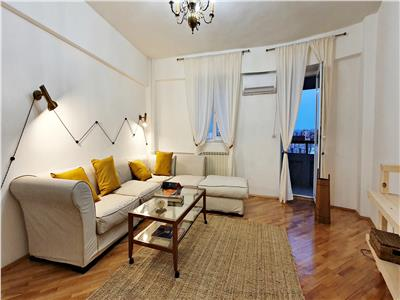 Apartament 2 camere, renovat, design modern, Stirbei Voda, Berzei