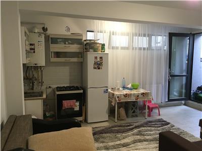 Apartament 2 camere + terasa  demisol bucurestii noi