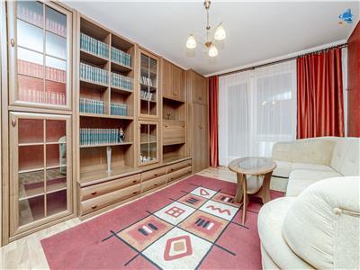 Apartament 2 camere tudor (str. transilvania, langa scoala 18)