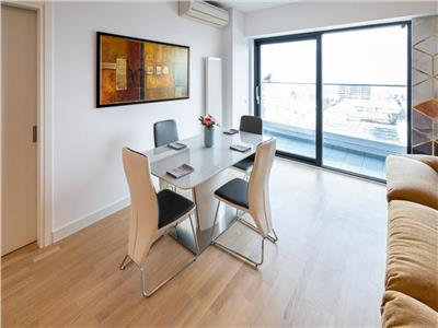 Apartament 2 camere lux luminos mobilat nou  complex upground