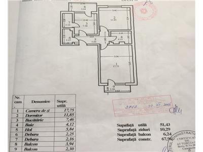 Apartament 2 camere, zona Parcul Mihai Eminescu