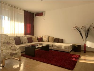 Apartament 3 cam + mansarda -130mp-mobilat si utilat-cartierul latin
