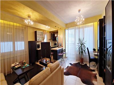 Apartament 3 camere, 100 mp, bloc 2007, dorobanti - perla - floreasca