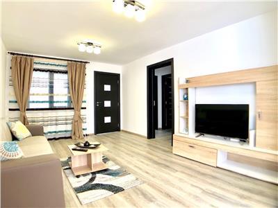 Apartament 3 camere de lux,95 mp, curte, prima inchiriere Afi Palace