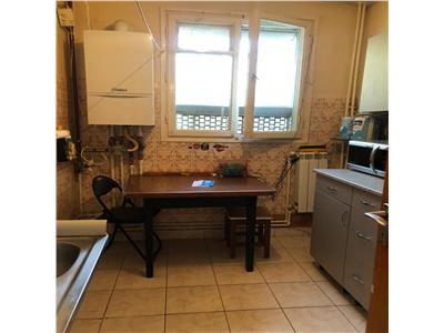 Apartament 3 camere, Camil Ressu,bloc H, metrou N Grigorescu, etaj 2,
