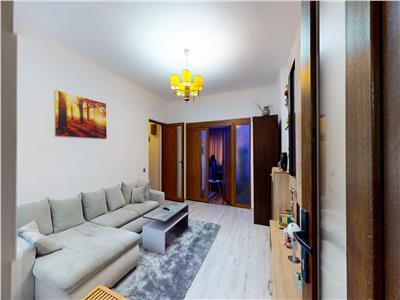 Apartament 3 camere centrul vechi 83 mp