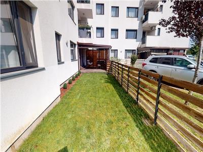 Apartament 3 camere cu gradina mobilat baneasa greenfield tur virtual