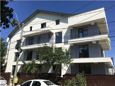 Apartament 3 camere + curte 80 mp bucurestii noi