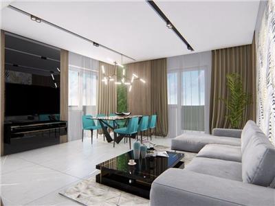 Apartament 3 camere de inchiriat Metropolitan Residence Mihai Bravu