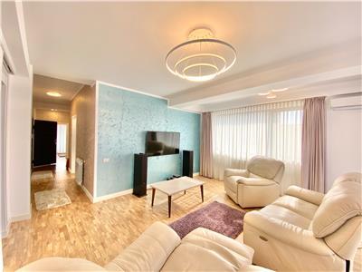Apartament 3 camere. de lux 3 bai parcare subterana central Ploiesti