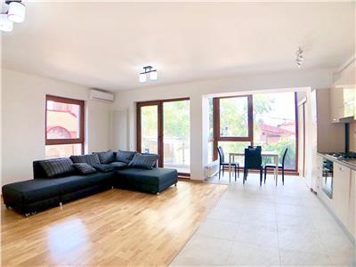 Apartament 3 camere, de lux, bloc 2018, parcare, ultracentral ploiesti