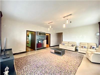 Apartament 3 camere de lux bucatarie separata bloc nou 9 Mai Ploiesti