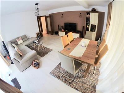 Apartament 3 camere, de lux, curte proprie, parcare, Nord Aviatiei
