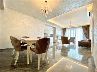 Apartament 3 camere de lux, piscina interioara, Jandarmeriei Baneasa