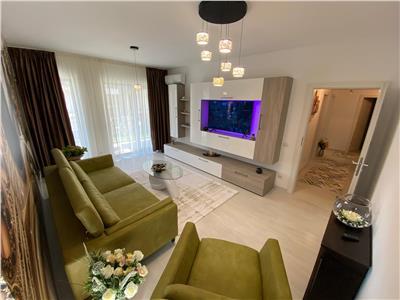 Apartament 3 camere de lux prima inchiriere MRS Smart Albert Ploiesti