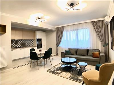 Apartament 3 camere de lux terasa prima inchiriere Albert Ploiesti