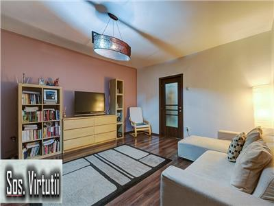 Apartament 3 camere decomandat et 5/8 ac 1988 Soseaua Virtutii