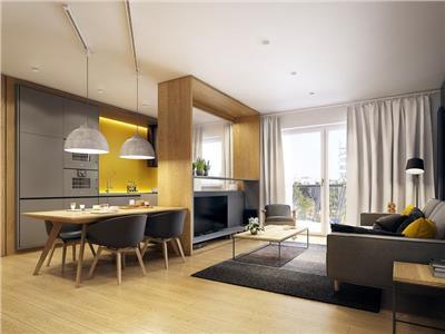 Apartament 3 camere domenii casin, proiect nou, pret dezvoltator