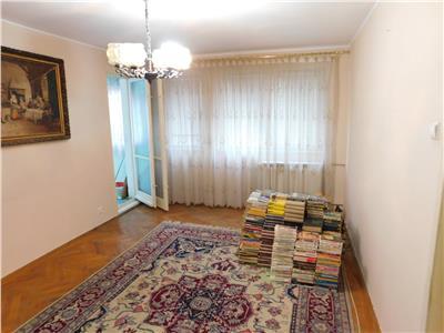 Apartament 3 camere etaj 2 - Camil Ressu - Metrou  - Parc Titan