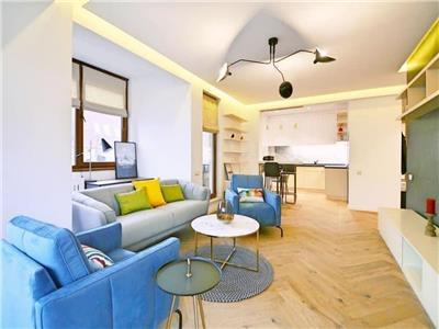 Apartament 3 camere floreasca bloc nou+parcare subterana